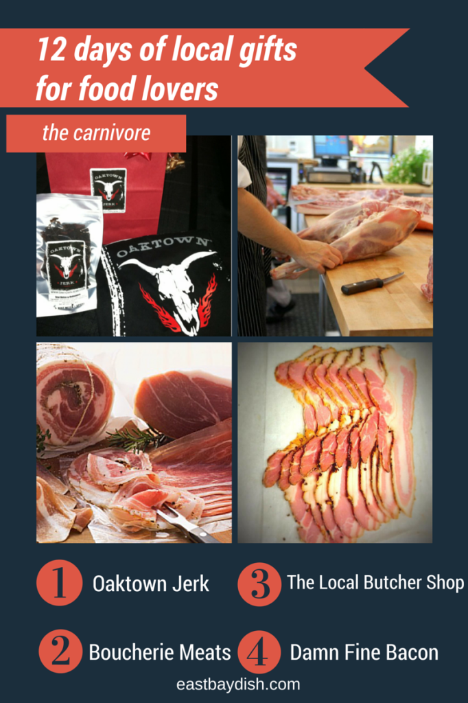 12 days of gifts, carnivore
