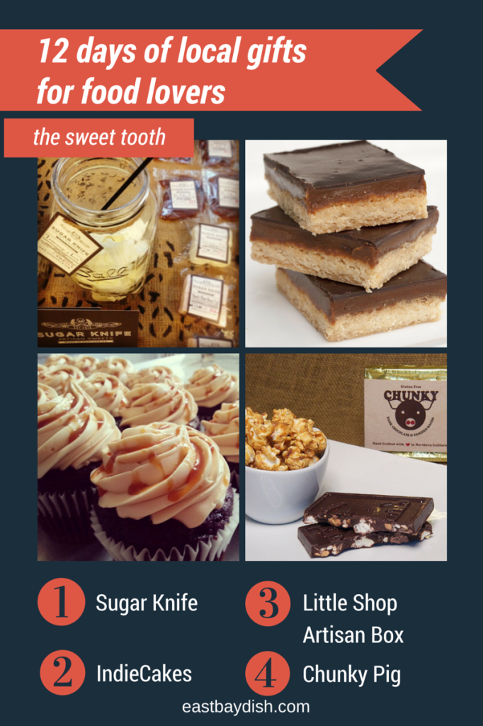 12 days of gifts, sweet tooth