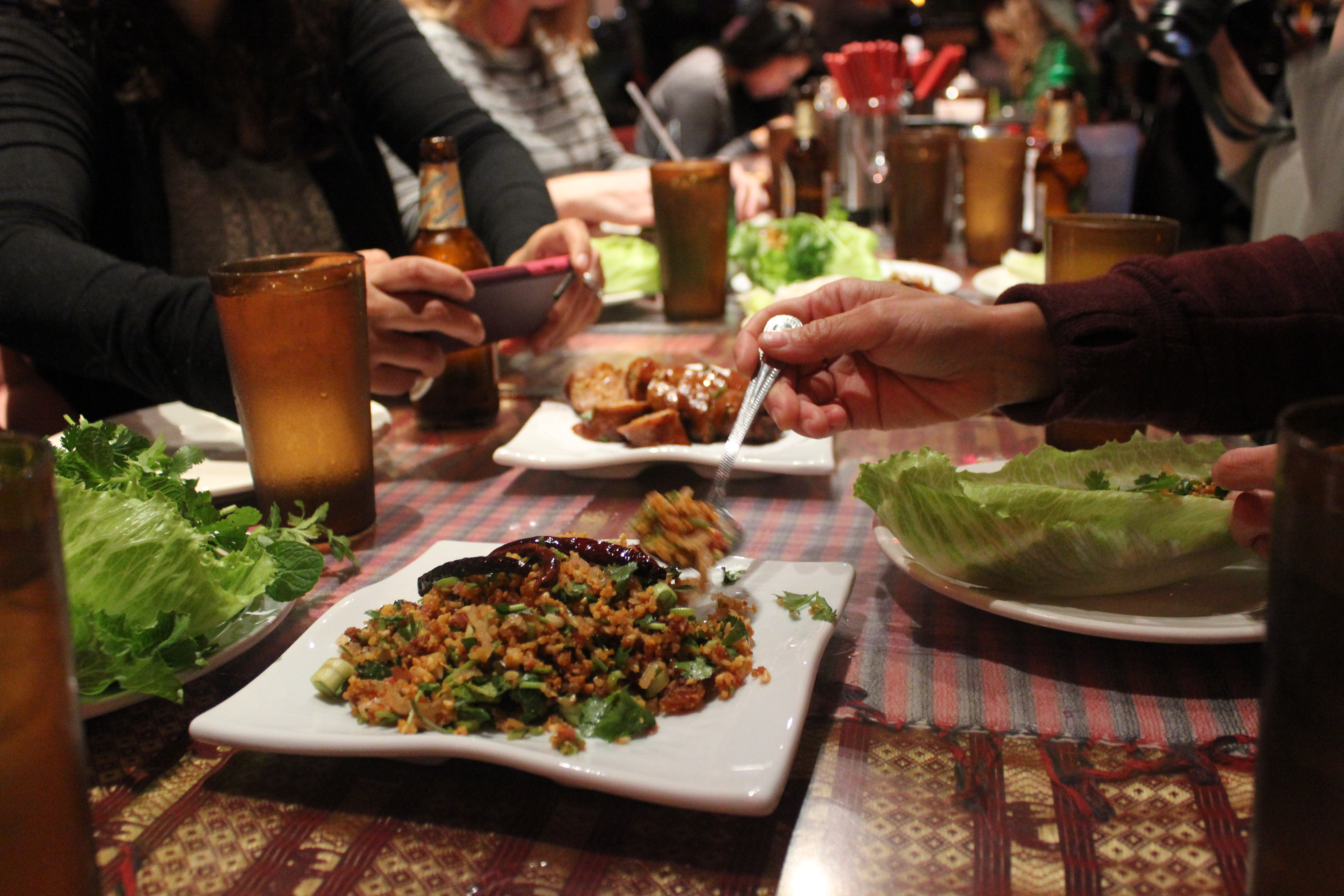 east bay dish | How to Eat at Champa Garden