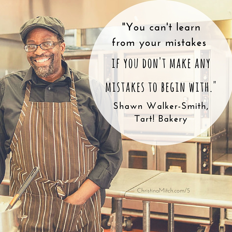 shawn quote, local biz talk